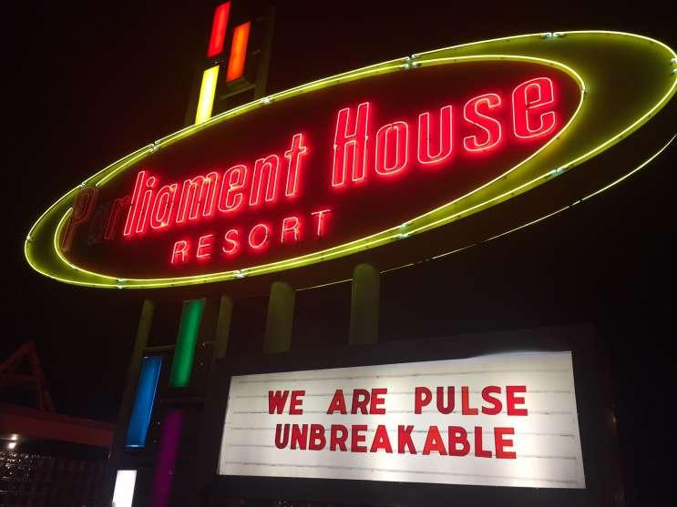 Orlando's Parliment House nightclub
