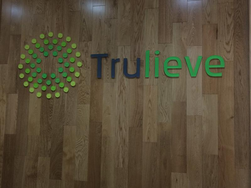 Trulieve's dispensary off U.S. 19 in Clearwater.