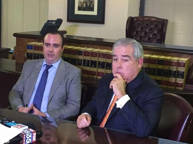 Political consultant Ben Pollara (left) and attorney John Morgan.