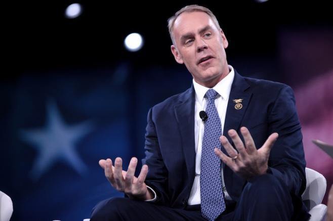 U.S. Interior Secretary Ryan Zinke