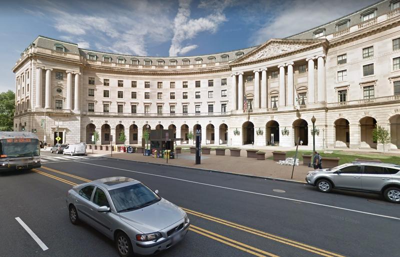 Environmental Protection Agency headquarters in Washington, D.C.