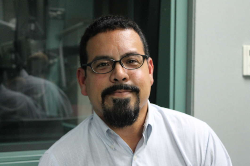 Fernando Rivera is director of UCF's Puerto Rico Research Hub.