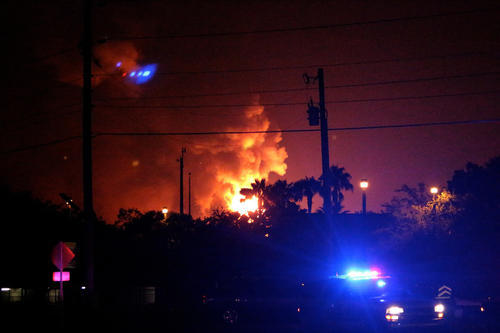 Workers Burned In Gas Plant Explosion Health News Florida
