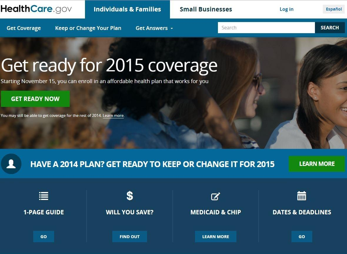 Streamlined Marketplace Site Unveiled | Health News Florida Marketplace Healthcare Gov Site