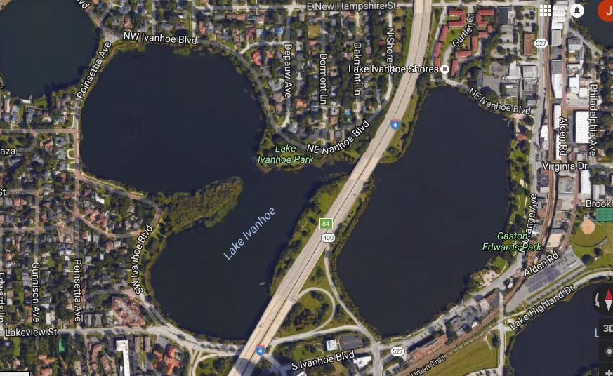 Officials: Bacteria Contaminates Orlando Lake | Health News Florida
