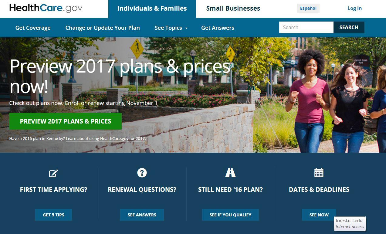 Healthcare marketplace florida - One Month Left To Enroll For Health Insurance Through Marketplace For Jan 1 Coverage