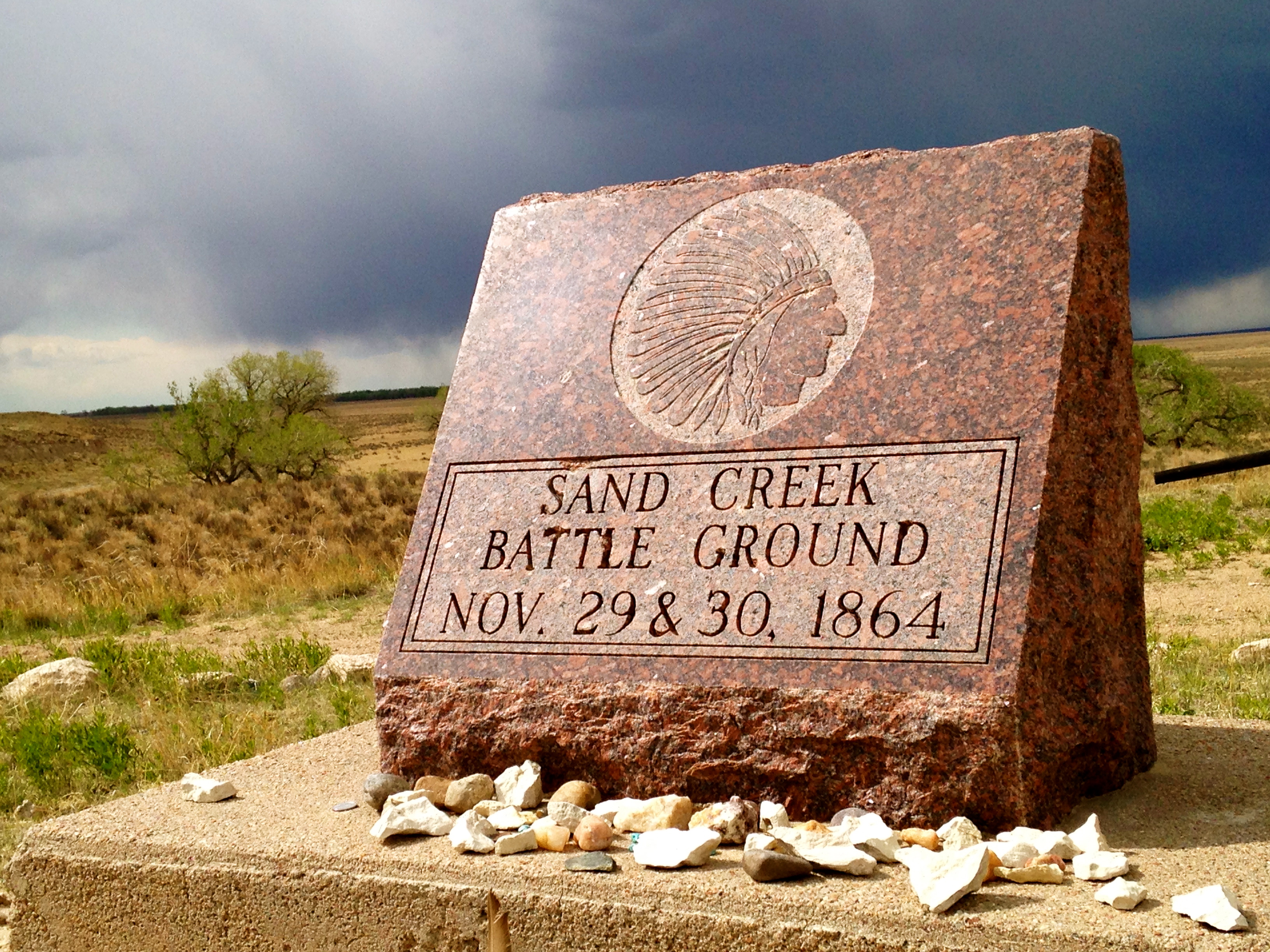 remembering sand creek Remembering us soldiers who refused to kill native americans at sand creek a scholar shares the true story of two men who stood up and.