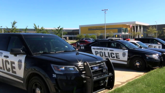 police investigate threat at garden city high school hppr - Garden City Police Department