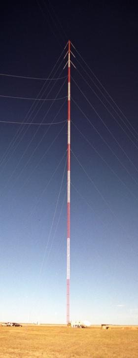 HPPR's KTOT-FM tower in the TX Panhandle