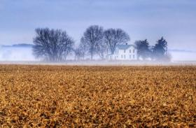 Farmers have to negotiate complicated estate tax laws in order to keep family farms in the family.