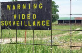 Mike Obermann was among the victims of a rash of metal thefts in rural Missouri. Since then, he has installed theft-protection measures on his farm.