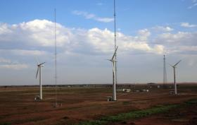 Texas Tech research wind energy research facility