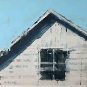 Prairie Ghost #3 by Catherine Scott