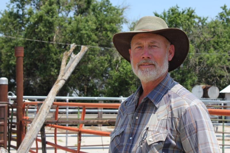 Daryl Larson, a farmer from McPherson, Kan., wants to be able to trust the markets, but is wary.
