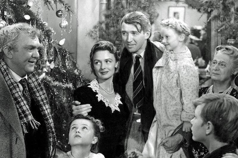 Still from It's A Wonderful Life (Courtesy of the Artists)