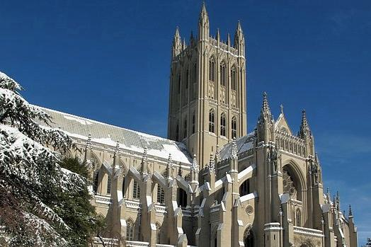 National Cathedral in Washington D.C.