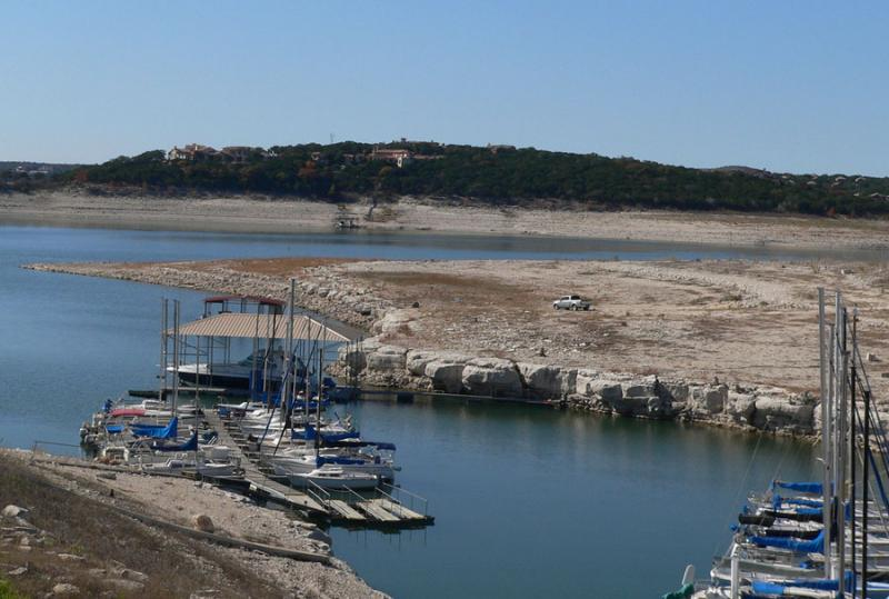 Lake Travis near Volente2