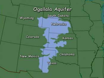 Ogallala Aquifer Conservation Education Hppr