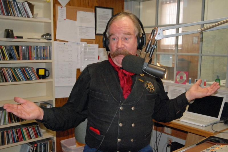 Allen Bailey wonders why you haven't called yet.  Allen is the host of Western Swing & Other Things every Saturday morning at 10 am CT on HPPR.