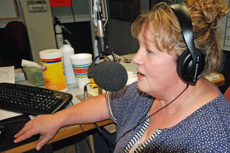 Cindee Talley responds to a thoughtful comment from Stephen on his appreciation for the listeners who've already called in their support during HPPR's fall fund drive.  Cindee is HPPR's Regional Programming Director.