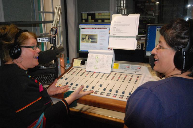 Lynn Boitano and Deb Bolton cohost a special membership edition of Silver Rails.