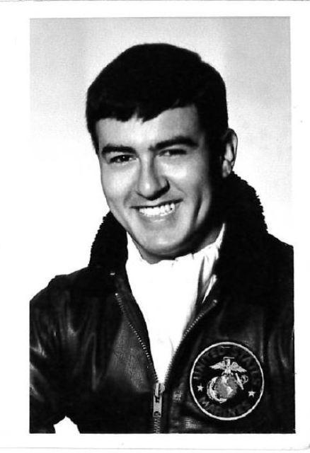Tommy Webb, Marine