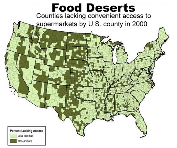 Food deserts plague the High Plains HPPR