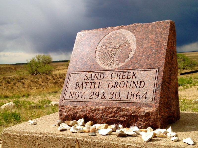 Sand Creek Massacre Remembered HPPR