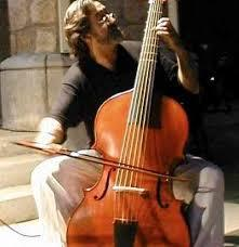 Jordi Savall with Viola de Gamba