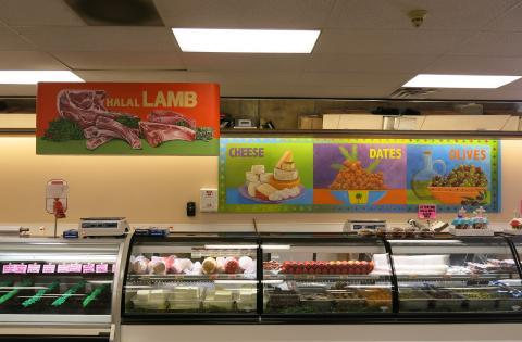 Customers at Arash International Market in Aurora, Colo., often clamor for cuts of lamb.
