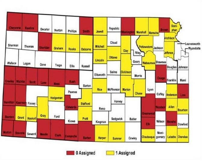 Southwest Kansas Suffers State Trooper Shortage HPPR
