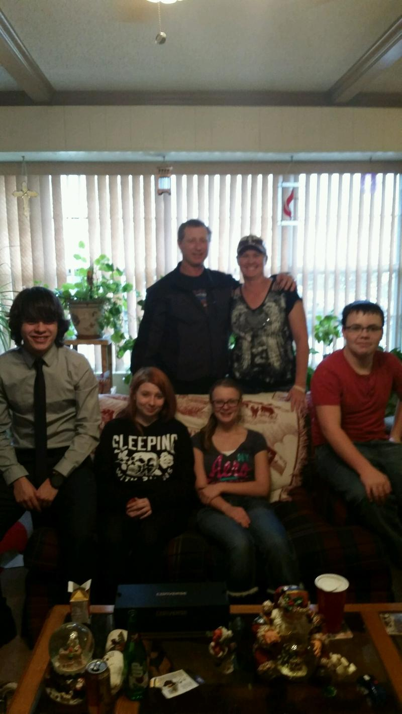 Jeremy and Family
