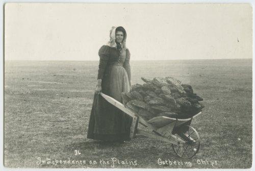 1893 Ada McColl near Lakin, Kansas