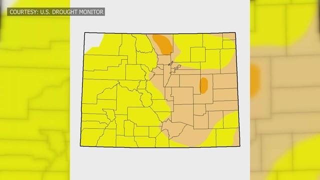 Kansas wheat crop facing drought   HPPR