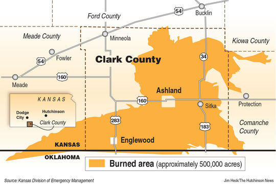 Clark County devastated by biggest wildfire ever, but residents