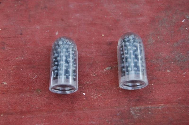 Pre-loaded shot shells
