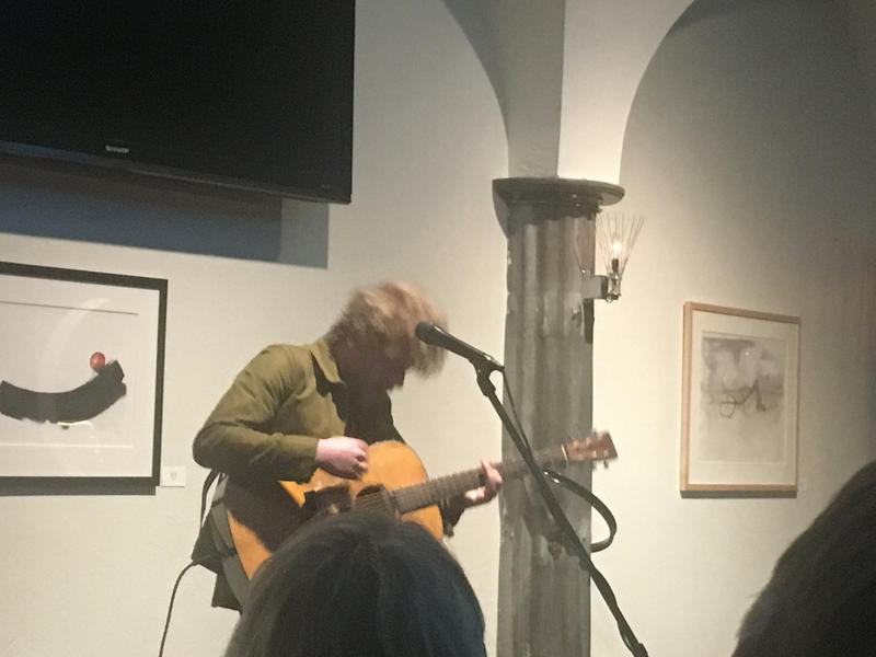 Korby Lenker - Live at Chalice Abbey, Amarillo