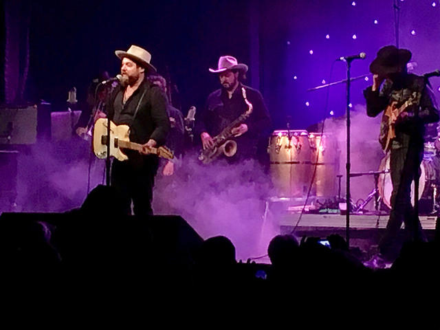 Nathaniel Rateliff & the Nigh Sweats at Luck Reunion