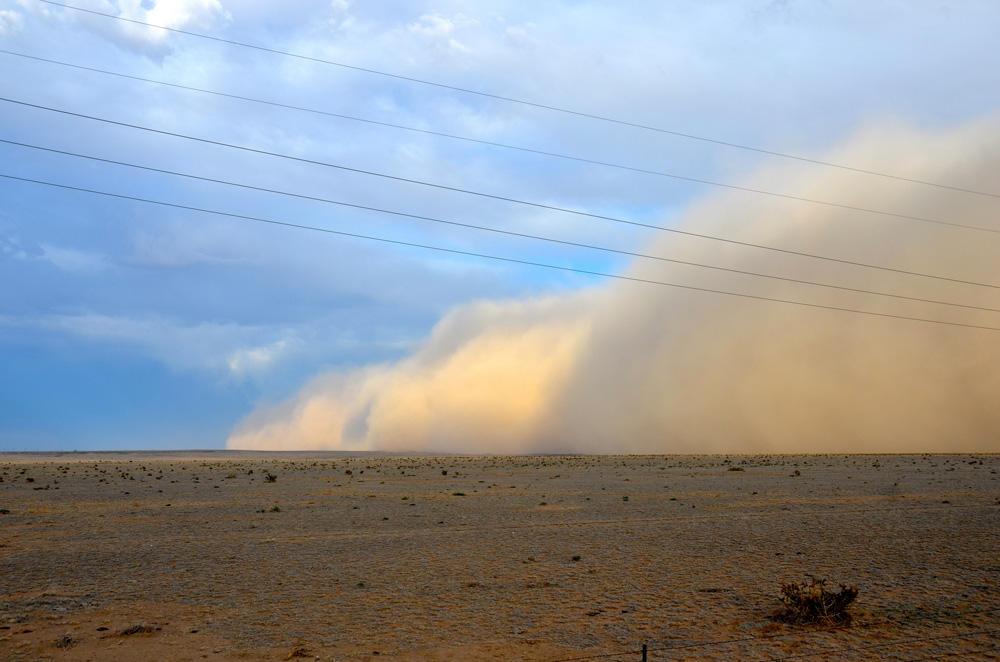 Farmers on the prairie work through modern day Dust Bowl ...