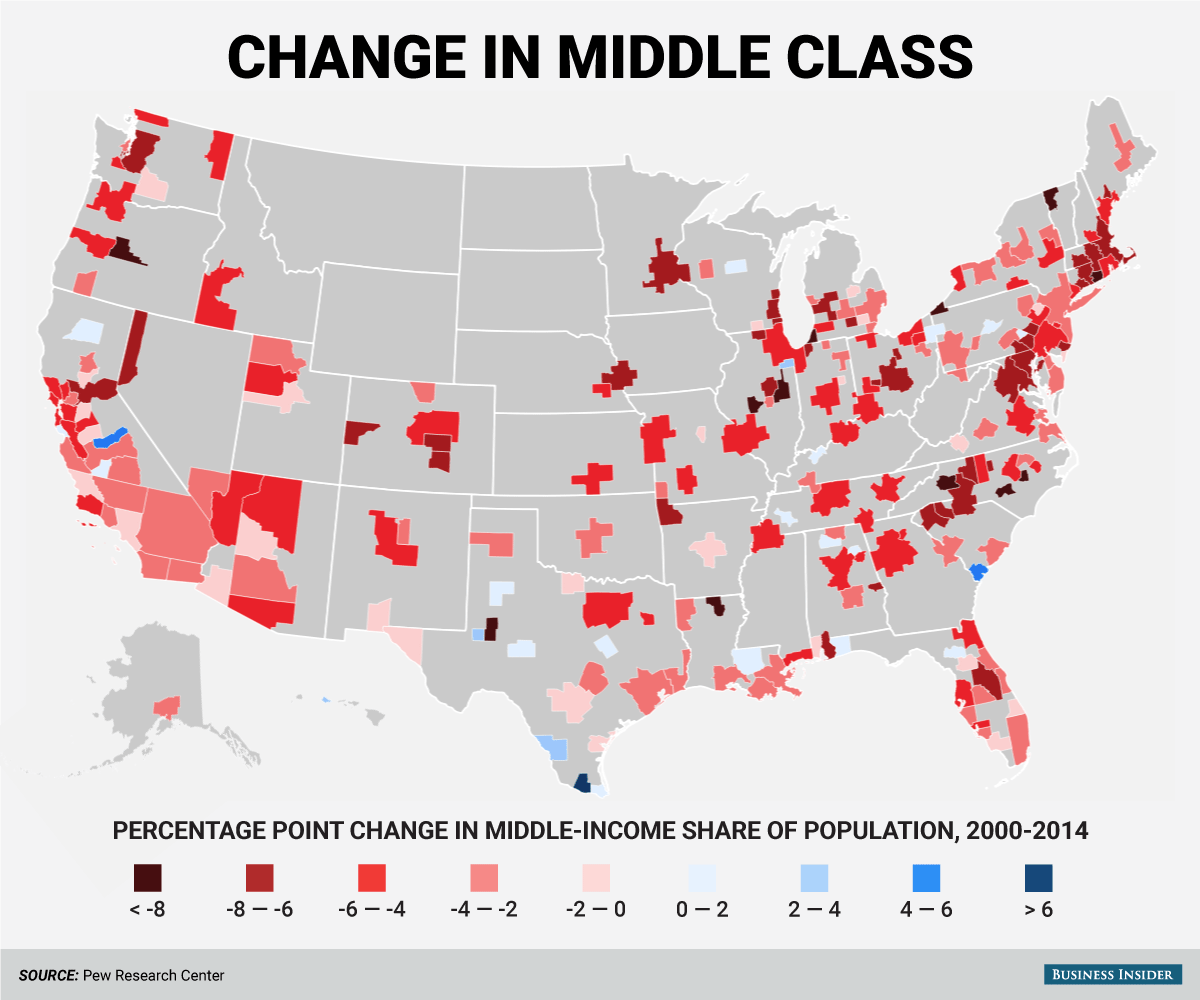 In most us cities the middle class is shrinking hppr in most us cities the middle class is shrinking gumiabroncs Gallery