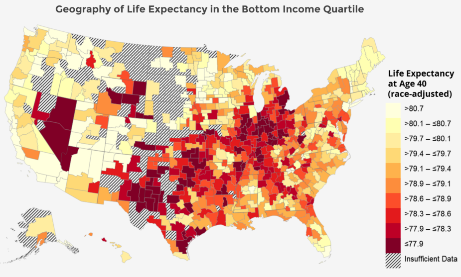 Life Expectancy For Rural Americans Is Dropping Hppr