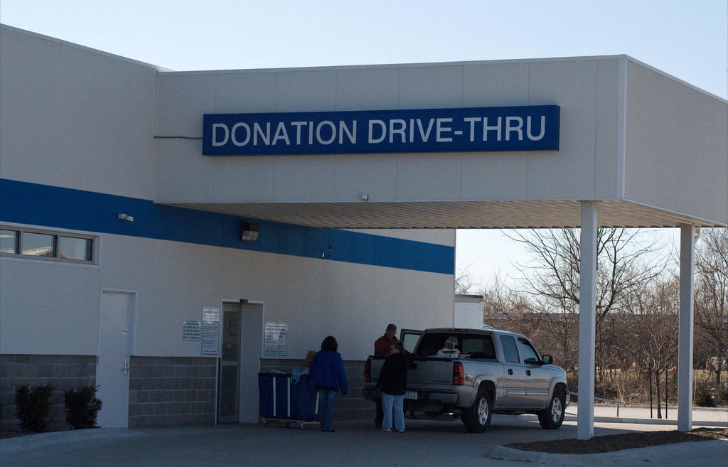 Have Goodwill donations? Amazon will pay to ship them
