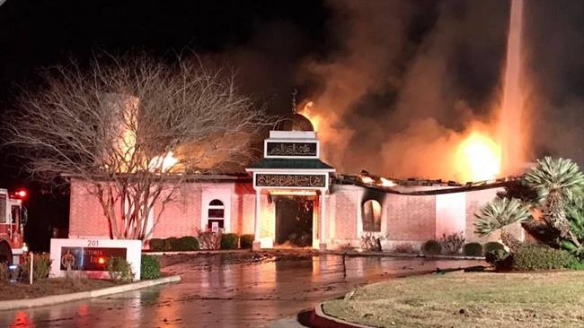 Over $1 million raised to help rebuild Texas mosque destroyed by fire