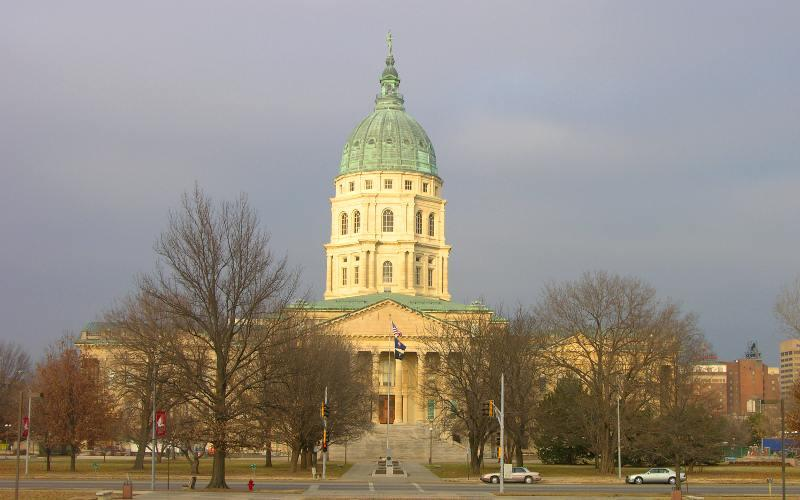 Kansas lawmakers pass school aid increase, income tax hike
