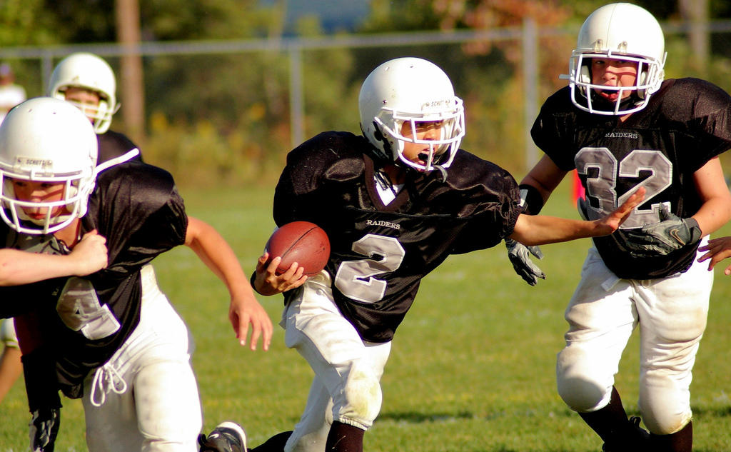 Youth Tackle Football Participation >> In Oklahoma As In Rest Of U S Youth Tackle Football Participation