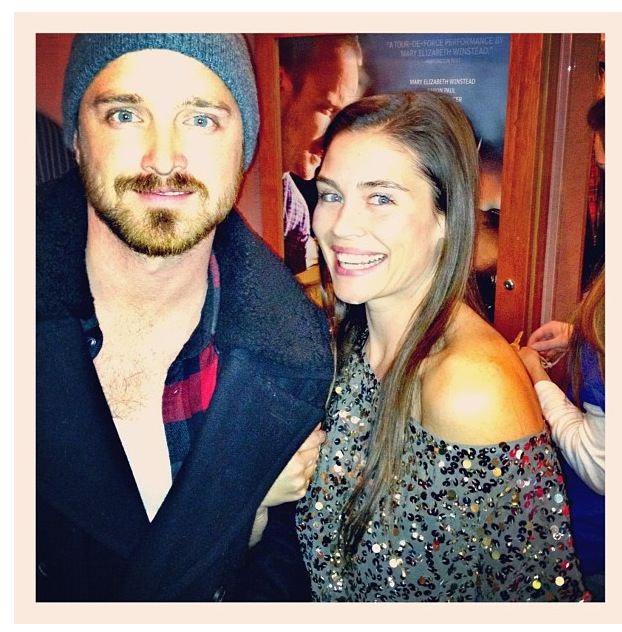 Aaron Paul siblings