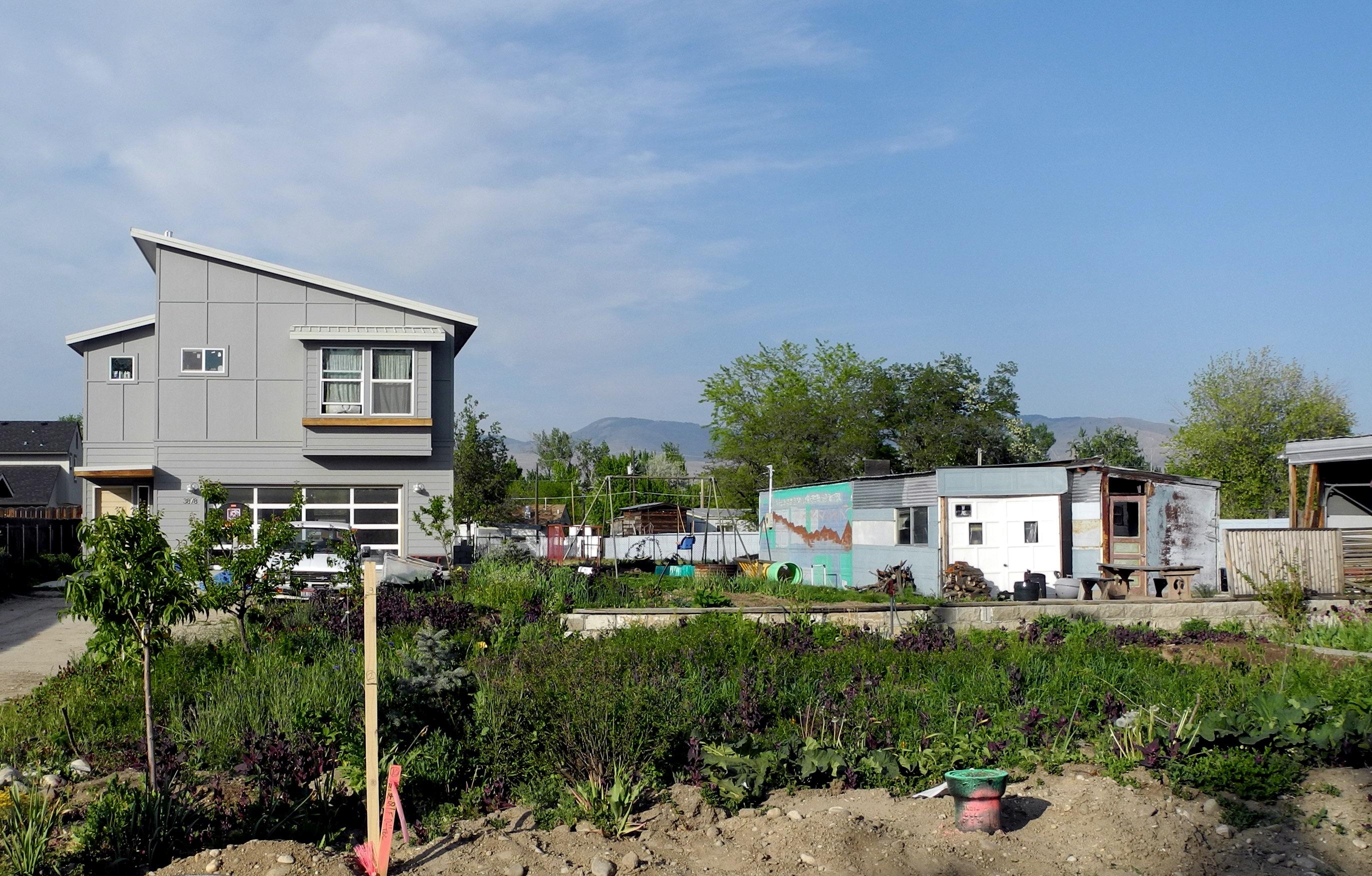 Growing Garden City Boise State Public Radio