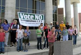 Propositions 1,2 and 3 have emerged as the focal point of the November elections in Idaho.
