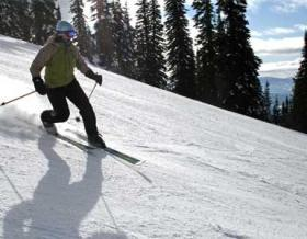 Brundage Mountain could get a foot of fresh snow this weekend.