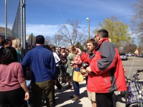 Boise High Evacuation 4-11-2013
